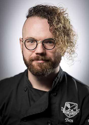 Benjamin Daniel - Co-Owner/Artist/Webmaster