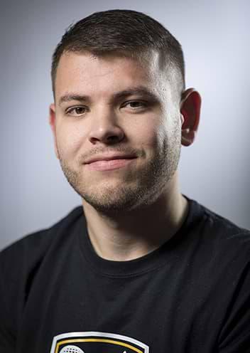 Hank Gustafson - Co-Owner/Manager/Media