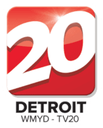 Channel 20 Detroit Logo