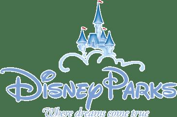 Disney Theme Parks Logo