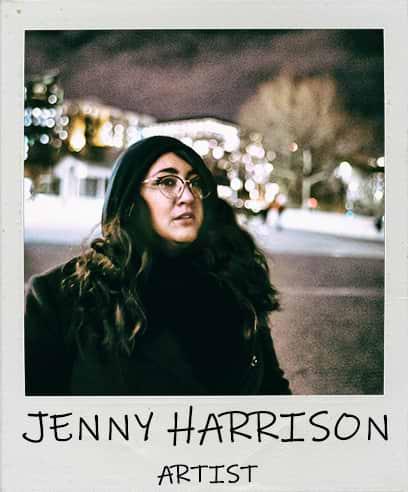 Jenny Harrison - Artist