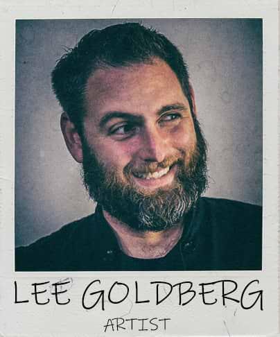 Lee Goldberg Artist