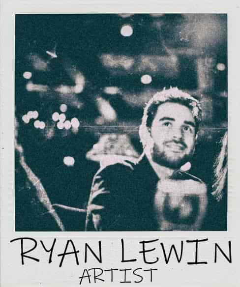 Ryan Lewin Artist